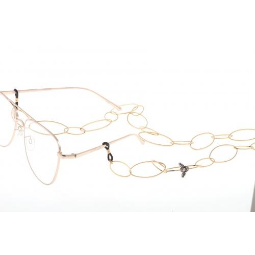 Collar gafas Rosalía bee