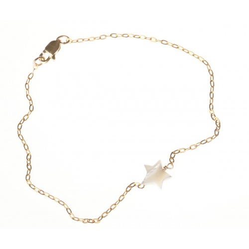 Vogue White Star, bracelet