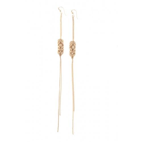 Blat, earrings