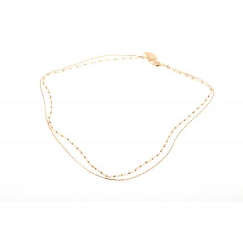 lucia white, necklace