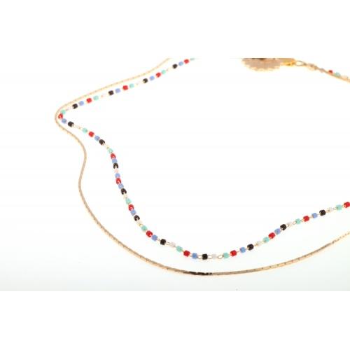 Lucía colors, necklace