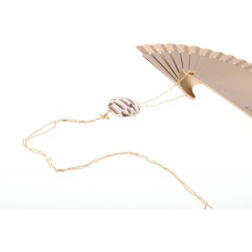 Python bones, Jewel Fan