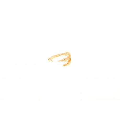 Garra, anillo