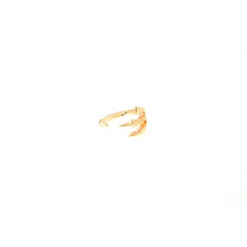 La Garra, anillo