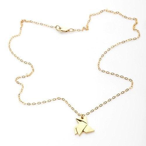 Vogue Pajarita, necklace