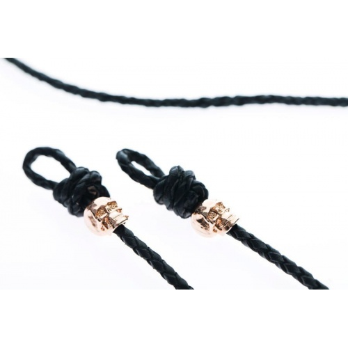 Sunglass Jewel Cord, skull black