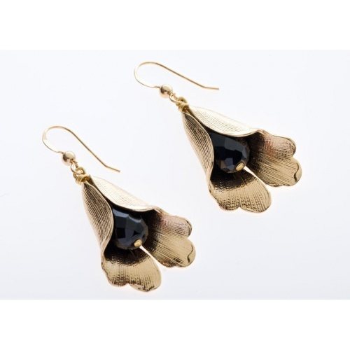LIRIO black, earrings