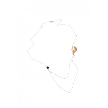 Angelotti bfly, collar
