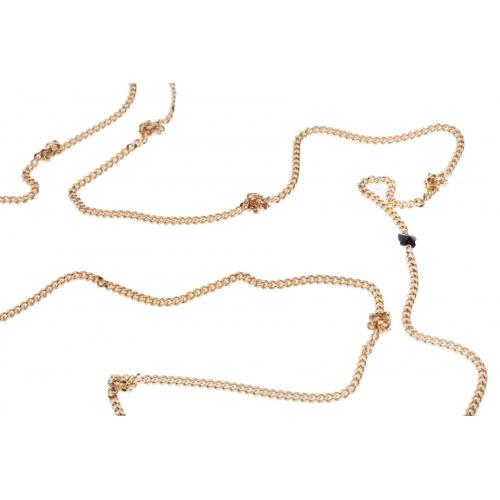 Street Knotti long, necklace