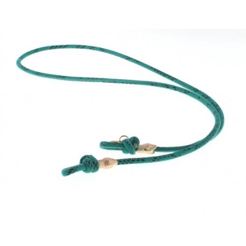 Cordón Gafas, snake green