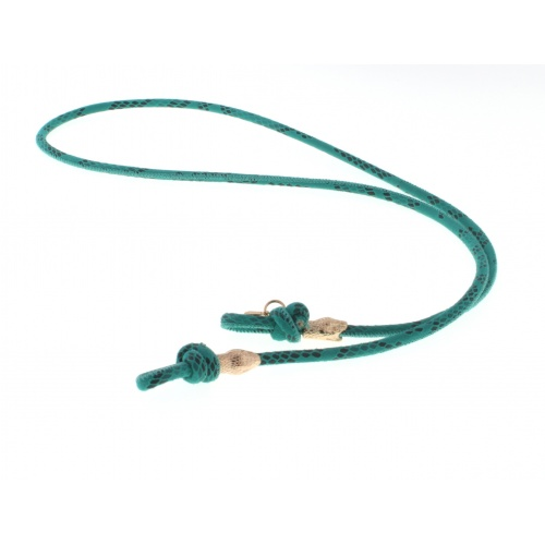 Sunglass Jewel Cord, snake green