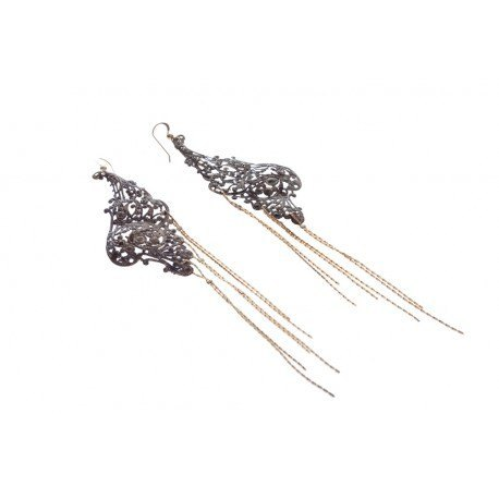 Dirty Angel, earrings