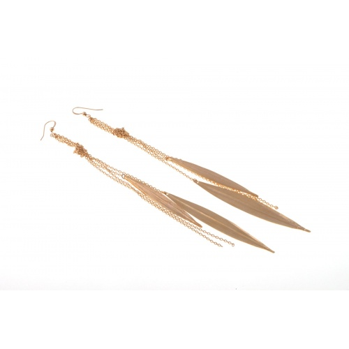 2plumas, earrings