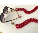 Valencia Red chain cord